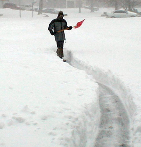 Mike Capuzzi Marketing Lessons From A Snow Storm