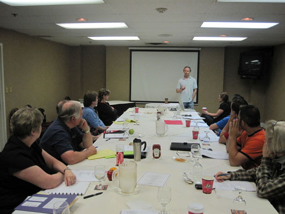 Mike Capuzzi Mastermind Group