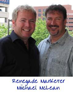 Mike Mclean & Mike Capuzzi