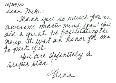 The Power Of Handwritten Thank You Cards