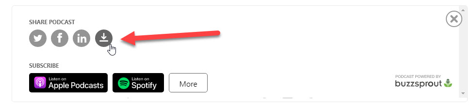 2-Click on the download button.