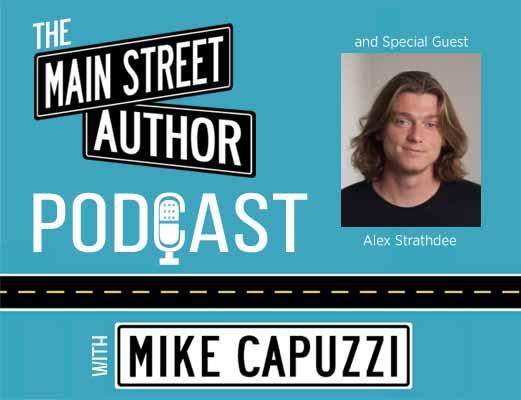 Main-Street-Author-Podcast-Alex-Strathdee