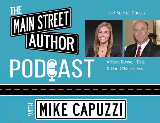 Main-Street-Author-Podcast-Allison-Russell-Dan-OBrien-1
