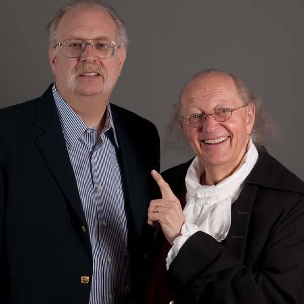 A Tribute to Ralph Archbold (Ben Franklin) - Mike Capuzzi