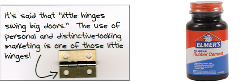 Capture Readers Attention In 2012 Using My Little Hinge